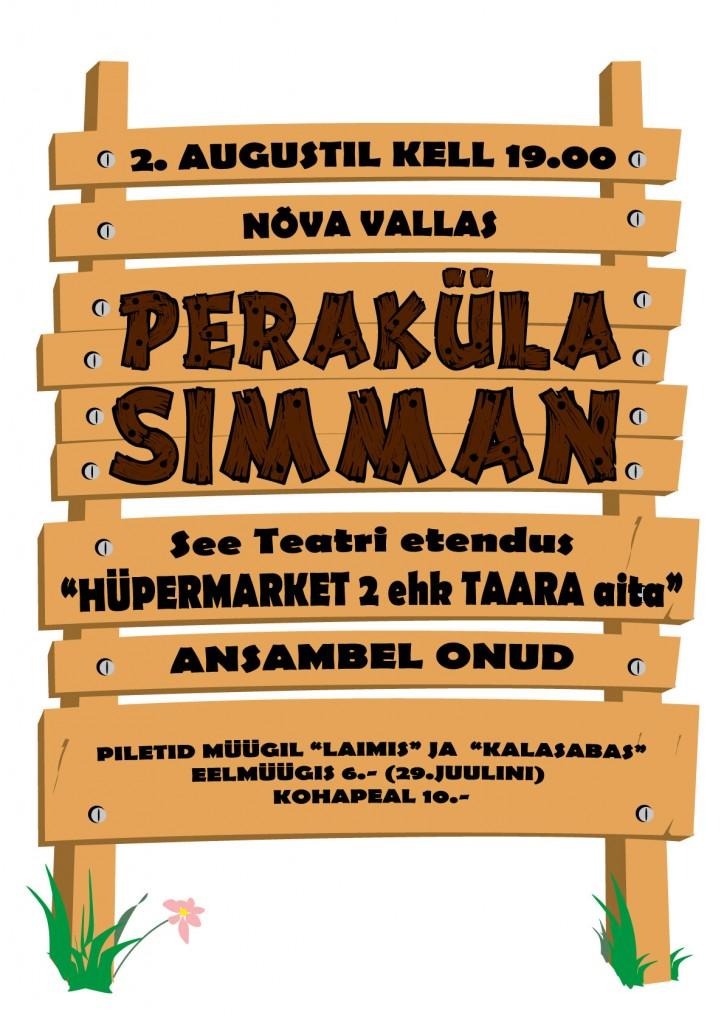 Peraküla Simman